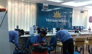 Lau dọn nhà văn phòng ở Hà Tĩnh