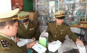 Nhà thuốc Sỹ Ngọ đẩy giá khẩu trang 'chém' khách bị phạt 25 triệu đồng